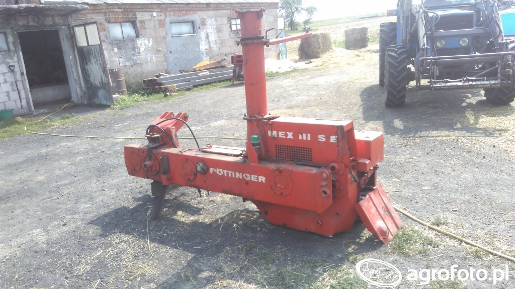 Pottinger mex 3 se