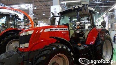 Massey Ferguson 7614 Dyna-4