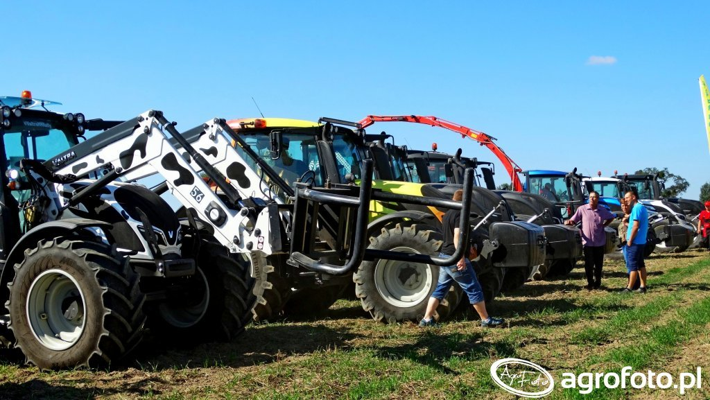 Valtra Demo Tour