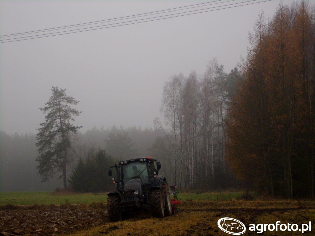 Valtra N111e + Unia Ibis LS Premium Long 3+1