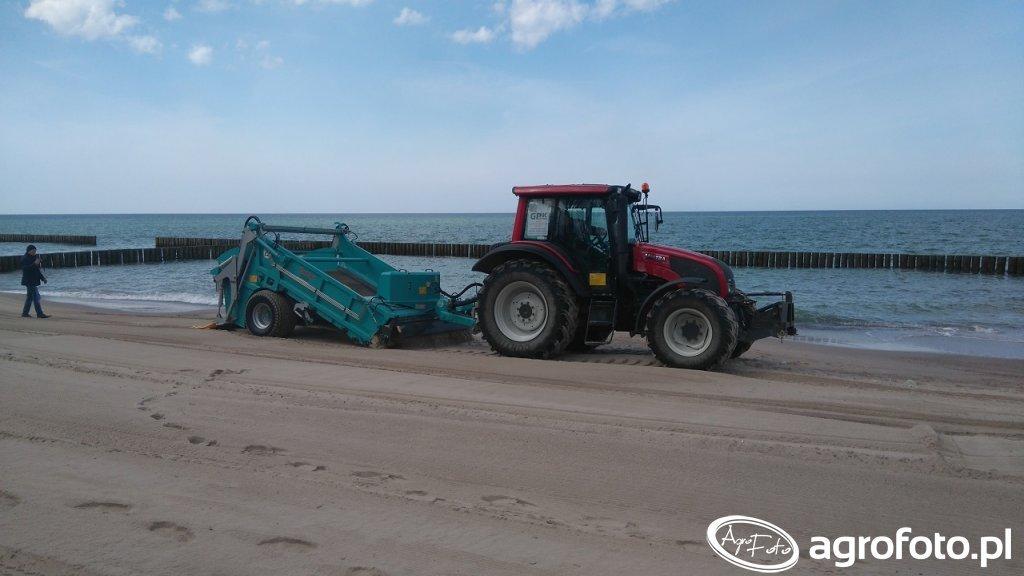 Valtra N92 + BeachTech 2800