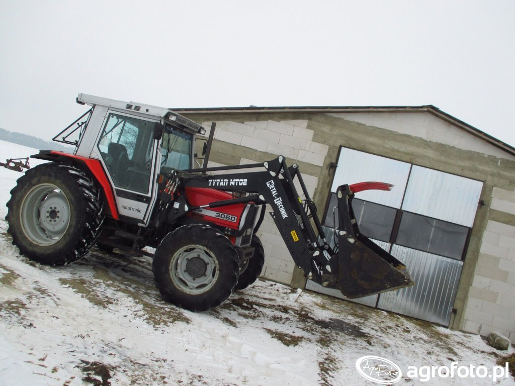 Massey Ferguson 3060 & Metal Technik Tytan MT02