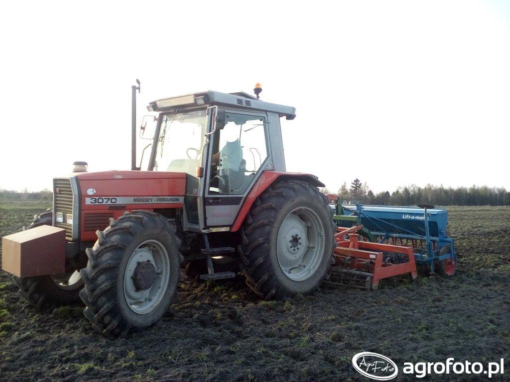 Massey Ferguson 3070&Agro Masz+Nordsten