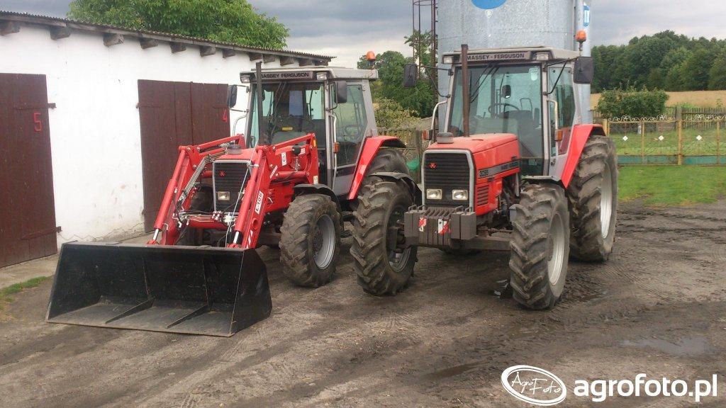 Massey Ferguson 3095 i 3065