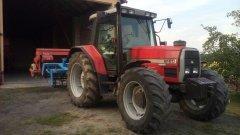 MF 6180 + Agro-Lift i Stegsted