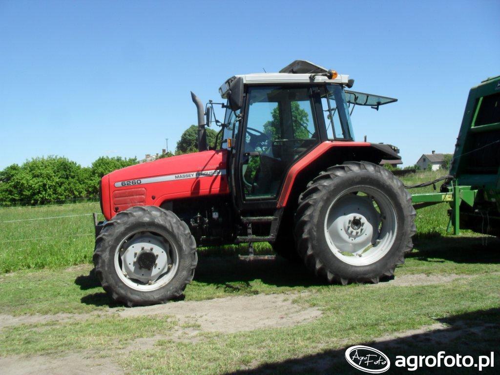 Massey Ferguson 6260