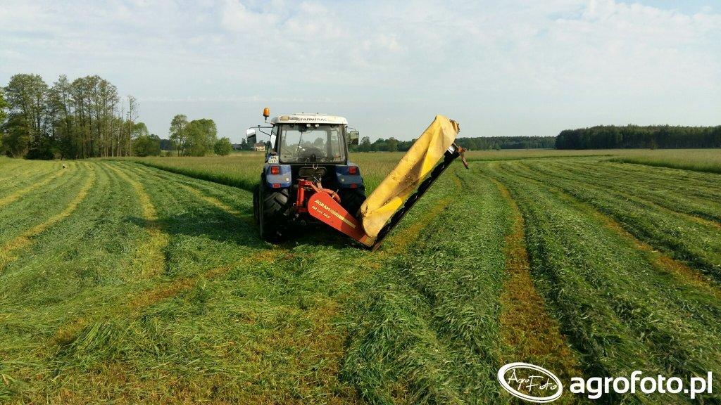Agram + Farmtrac
