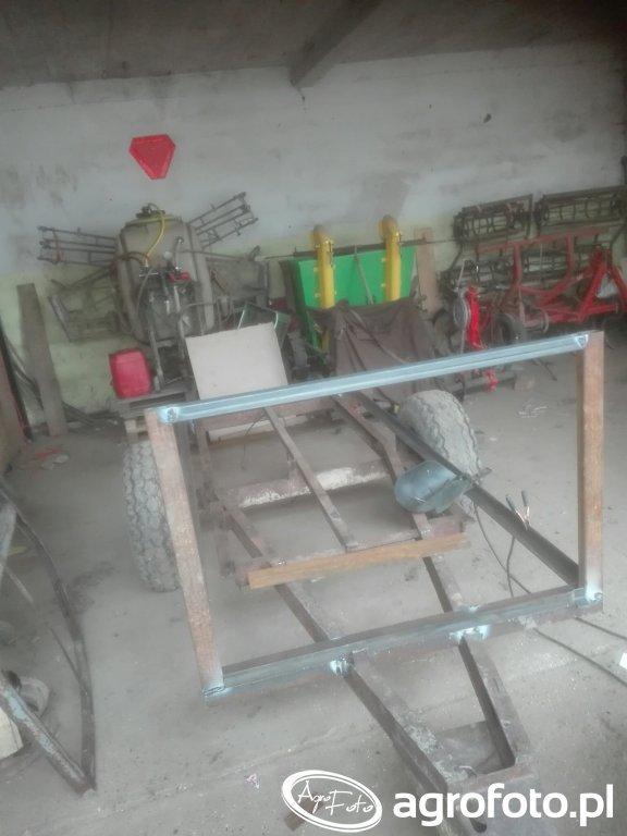 Budowa wózka
