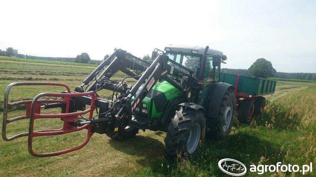 Deutz-Fahr Agrofarm 100