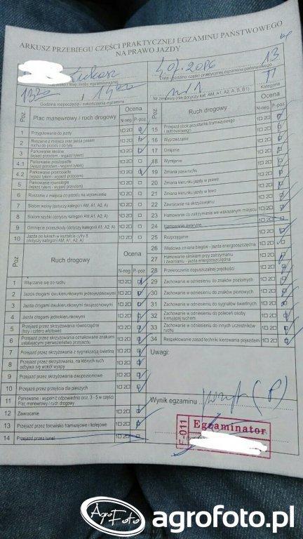 Egzamin na kat. T