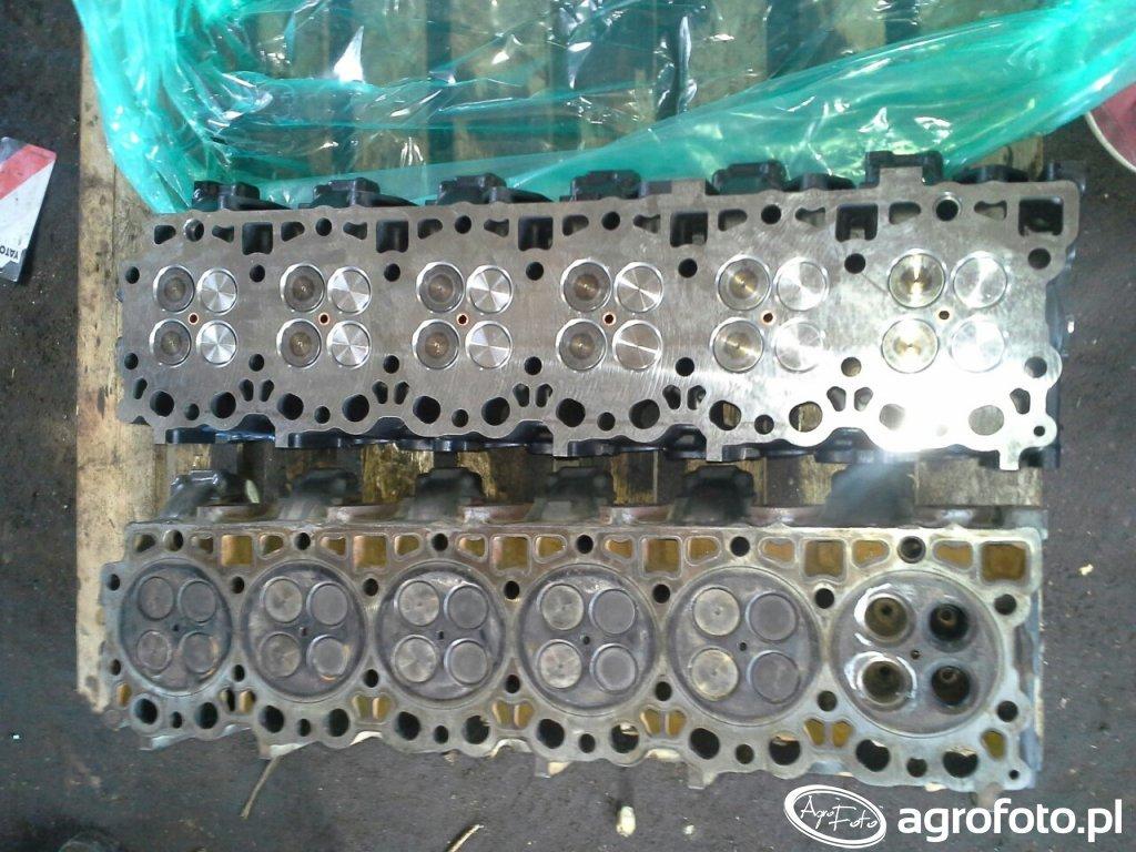 FENDT 936  pęknięta głowica  przy 2800 Mth