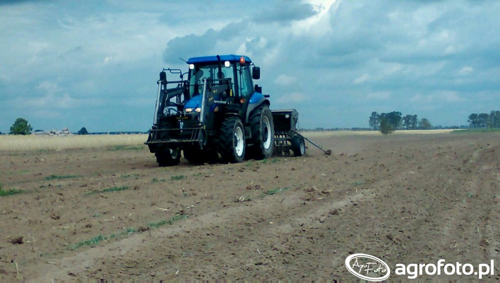 New Holland TD