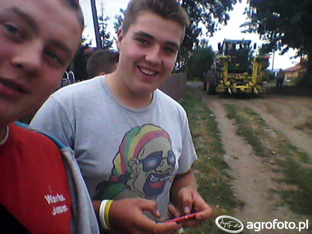 Rolnicze selfie