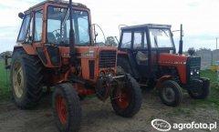 Belarus 80 & Ursus 3512