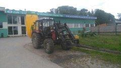 Belarus 820 & Pronar PDK 260