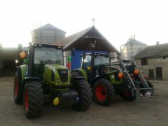 Claas Axion 630 i 610