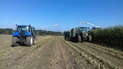 Claas & New Holland