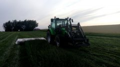DF agrotron 4,70 i Claas Disco