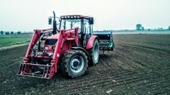 Farmer F 8244 c2 + agrolift + Poznaniak 3,0