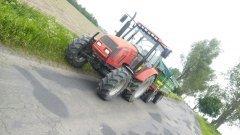 Farmer F 8244c2 + Pronar