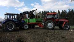 Farmtrac & Ursus 1014