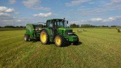 John Deere 6330 Premium & McHale 5400c