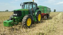 John deere 6520 premium & Metal tech db10000