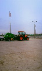 Kioti i Pronar Z500K