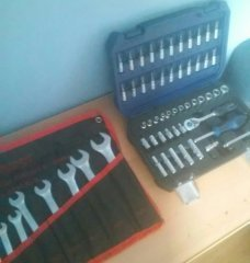 Klucze Lux Tools + Stanmot