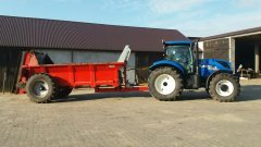 New Holland d t7.210, igamet n255