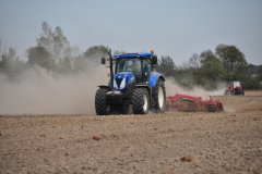 New Holland i Unia & Zetor i Amazone