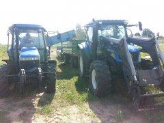 New Holland T6010 I TD5020