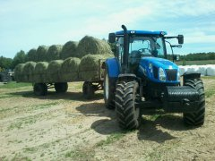 New Holland T6.175 & Dłużyca