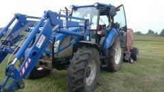 New Holland TD5 105
