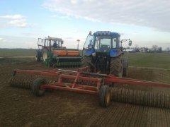 New holland td5030 & ZTS 12245