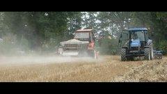 New  Holland td5050 & Agrolift 2,6 m & Ursus c-360 3p & RCW