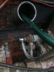 Turbo Jumz zasilanie olejem