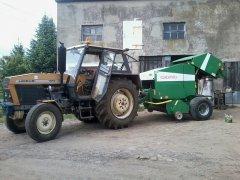 Ursus 1012 + Sipma Z-569/1 Farma II