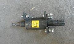Wał napędowy przekładni pasowej przetrząsacza karuzelowego JAR-MET