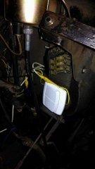 Włącznik świateł w Ursusie C-330