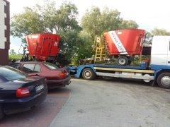 Wóz paszowy Metal-Fach T-659