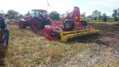 Zetor crystal 160 & pottinger