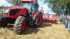 Zetor crystal 160 z pottinger