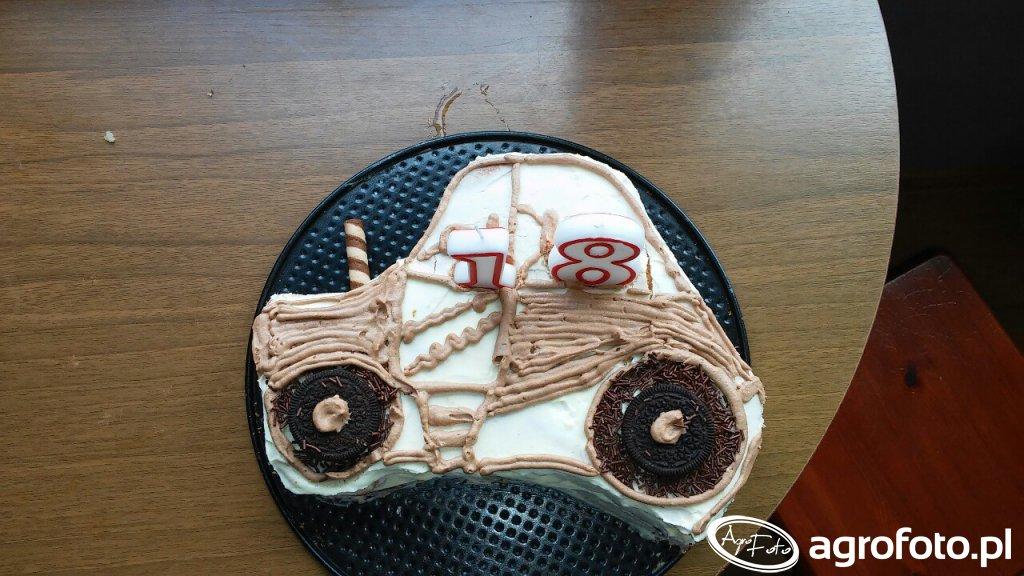 Tort na moją 18