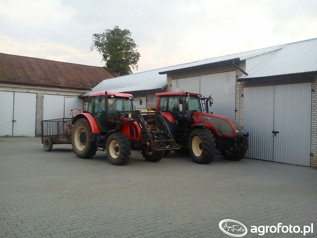 Zetor 11441 & Valtra T180