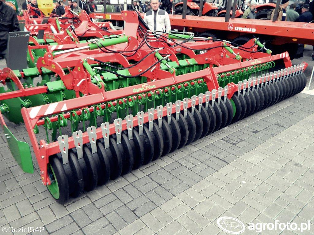 Brona talerzowa AgroTom 6m