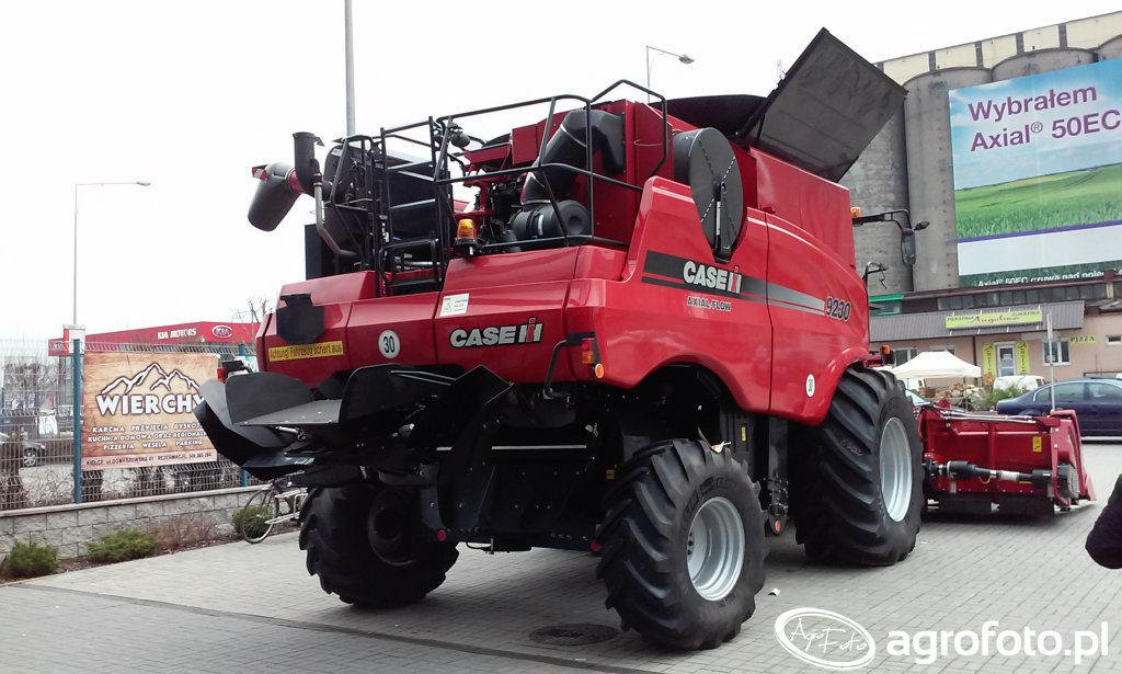 Case Axial-Flow 9230