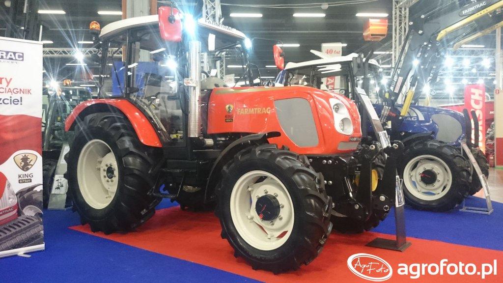Farmtrac 680DT