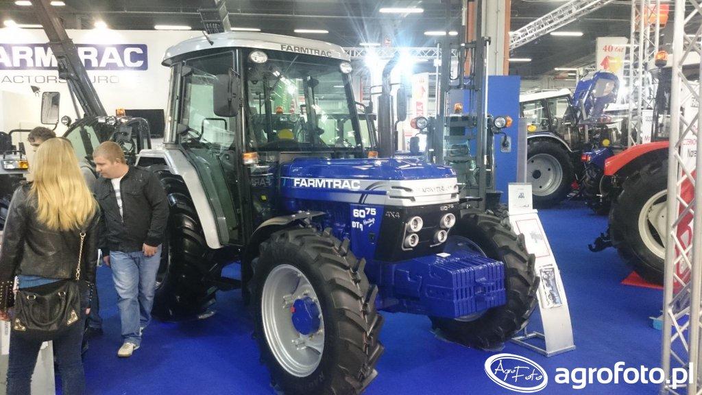 Farmtrac Herritage 6075DT