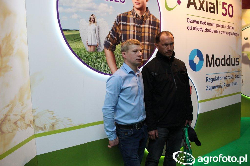 Grzegorz szuka żony na targach AgroTech